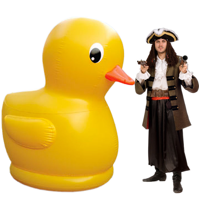 Gag Gifts - Giant Inflatable Rubber Duck