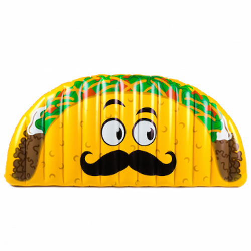 Gag Gifts - Giant Taco Pool Float