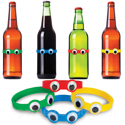 Gag Gifts - Googly Eyes Drink Markers