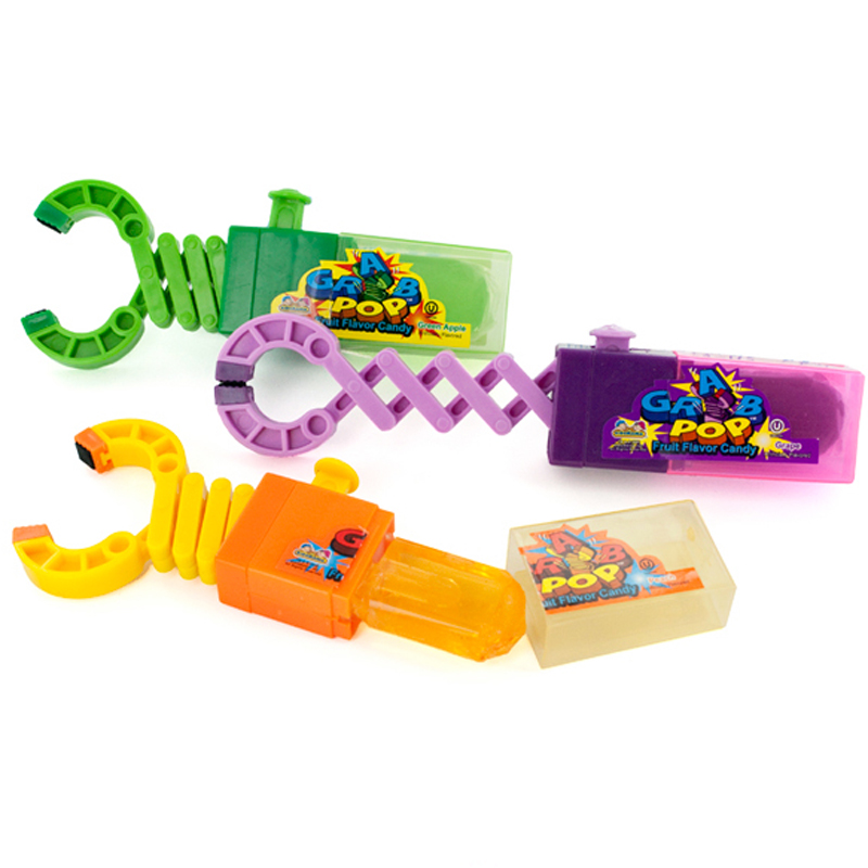 Gag Gifts - Grab-A-Pop Candy