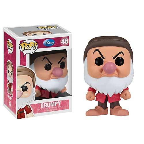 Gag Gifts - Grumpy POP! Vinyl Figure