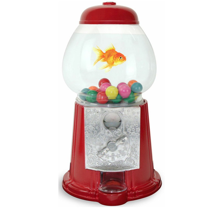 Gag Gifts - Gumball Machine Fish Bowl