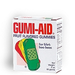 Gummy Band-Aids
