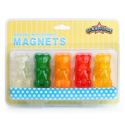 Gag Gifts - GummyGoods Bear Magnets
