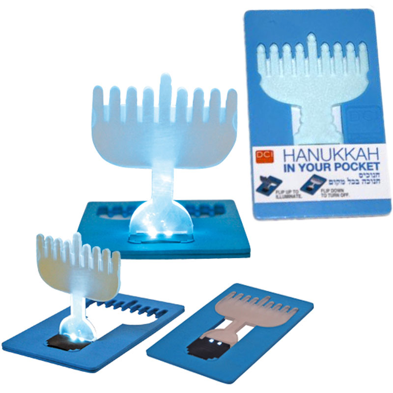 Gag Gifts - Hanukkah In Your Pocket