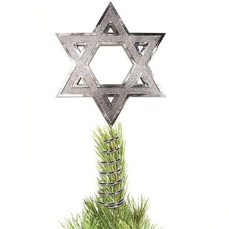 Gag Gifts - Hanukkah Tree Topper