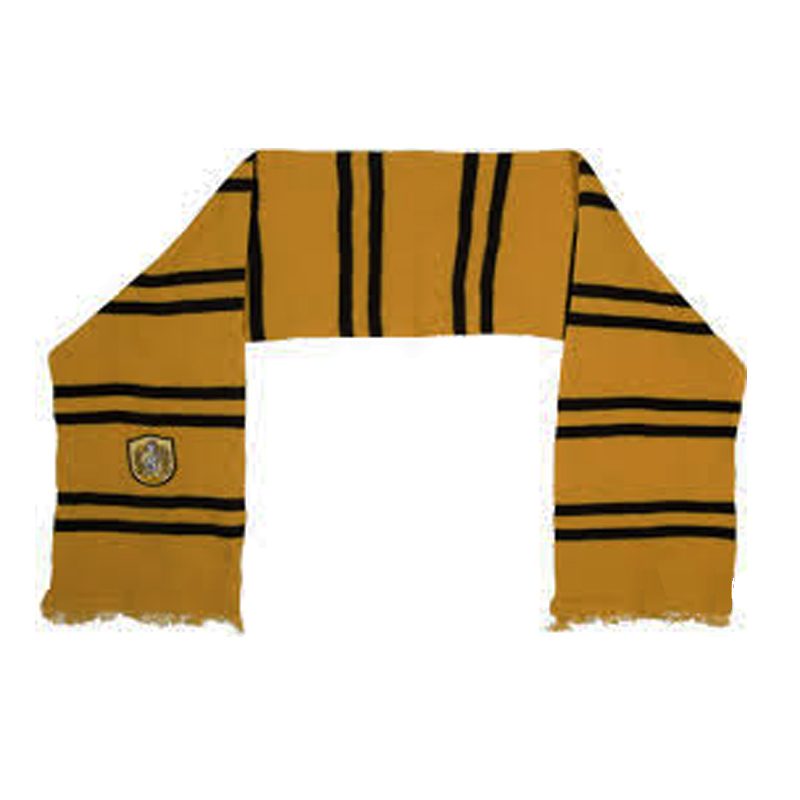 Gag Gifts - Harry Potter: Hufflepuff House Scarf