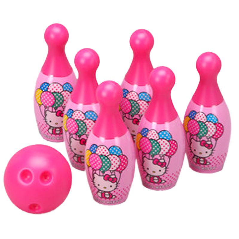 Gag Gifts - Hello Kitty Bowling Set