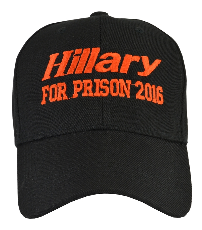 Gag Gifts - Hillary for Prison Hat
