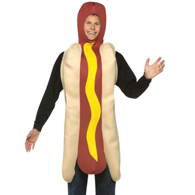 Gag Gifts - Hot Dog Costume