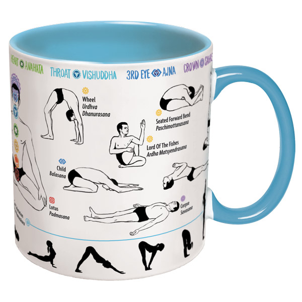 Gag Gifts - How To: Yoga Mug