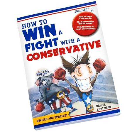 Gag Gifts - How to Win a Fight with a Conservative Handbook