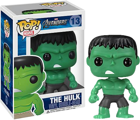 Gag Gifts - Hulk POP! Vinyl Figure