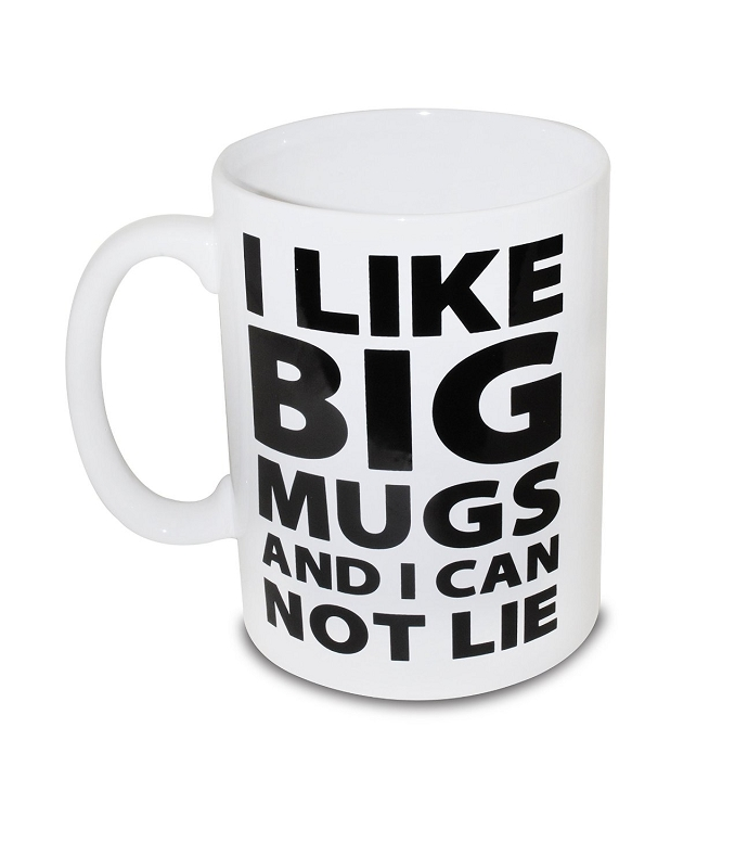 Gag Gifts - I Like Big Mugs