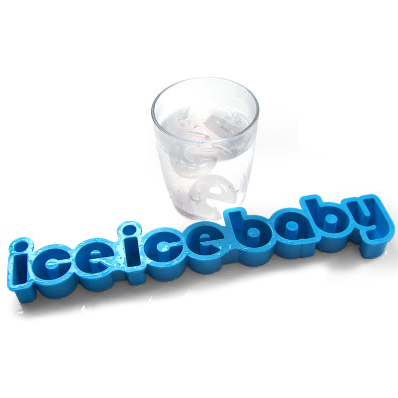 Gag Gifts - Ice Ice Baby Ice Tray