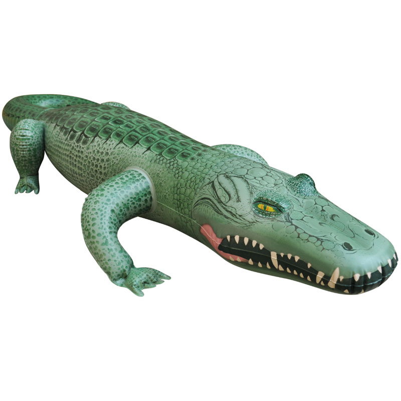 Gag Gifts - Inflatable Alligator (62