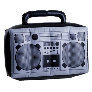 Gag Gifts - Inflatable Boom Box