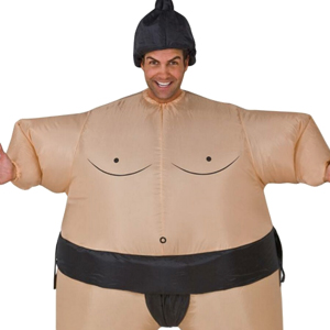 Gag Gifts - Inflatable Sumo Wrestler Costume