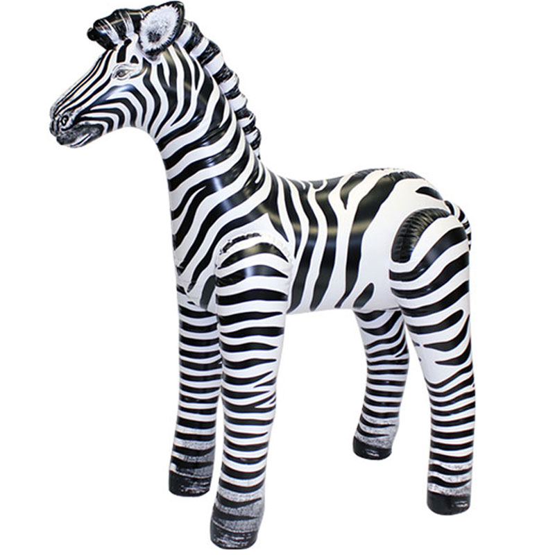 Gag Gifts - Inflatable Zebra (29