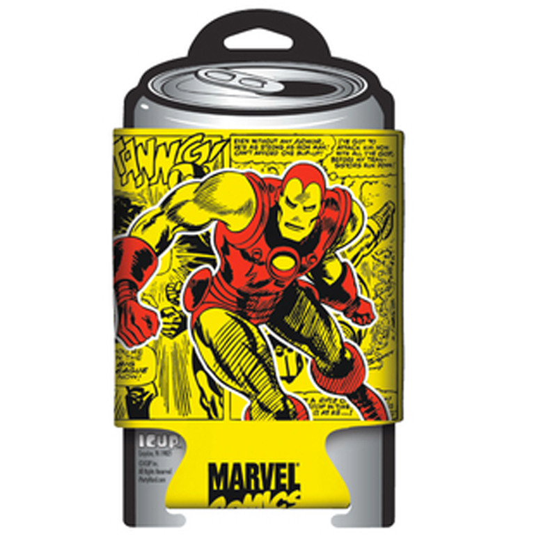Gag Gifts - Iron Man Comics Can Huggie