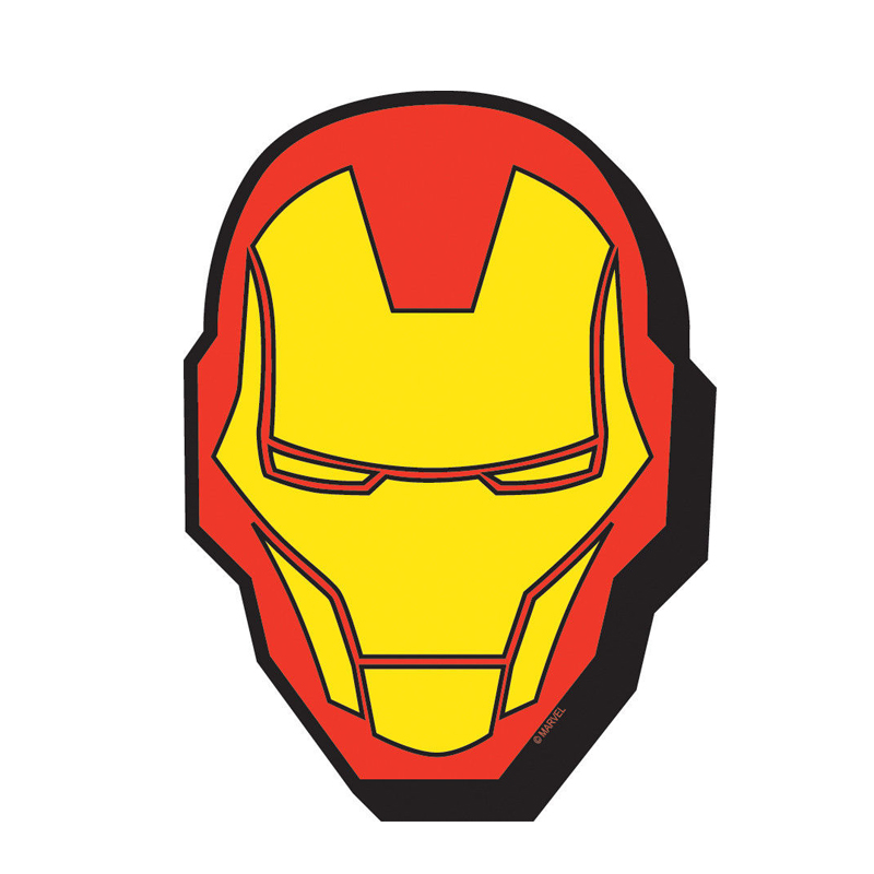 Gag Gifts - Iron Man Head Magnet
