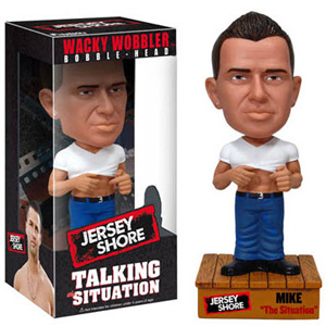 Gag Gifts - Jersey Shore Talking Bobblehead - The Situation