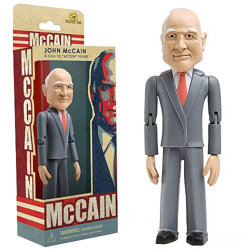 Gag Gifts - John McCain Action Figure
