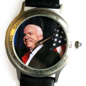 Gag Gifts - John McCain Watch