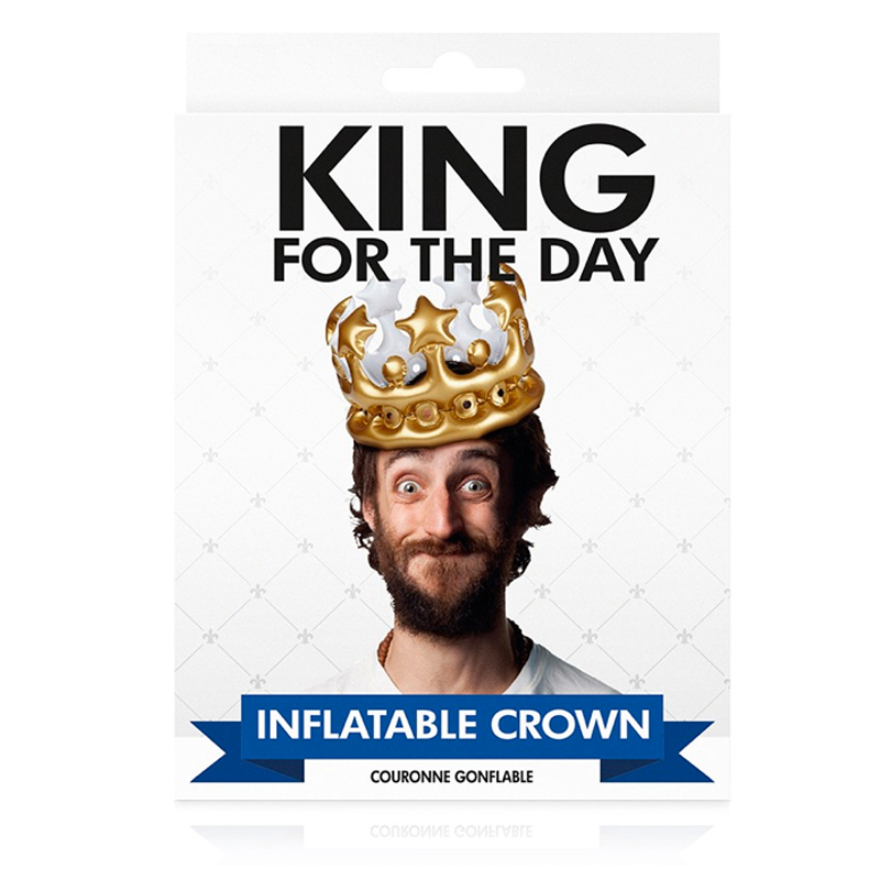 Gag Gifts - King for the Day
