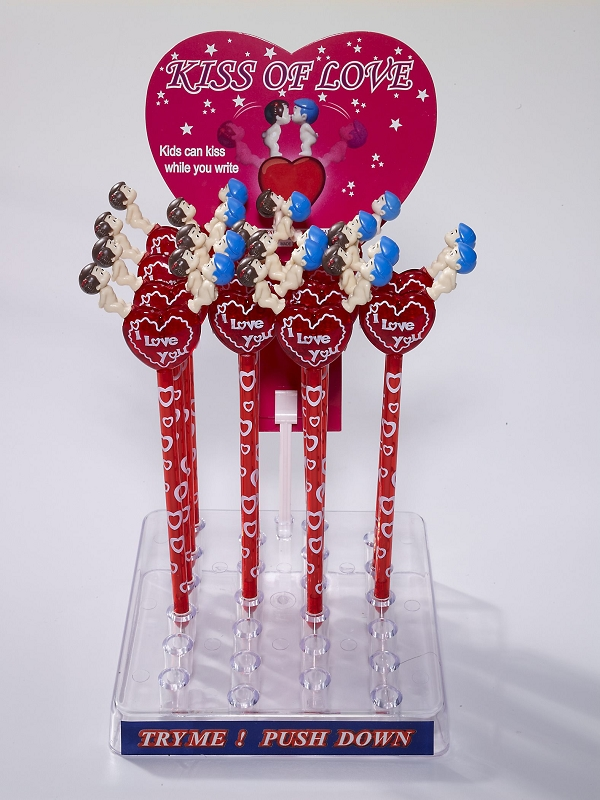 Gag Gifts - Kissing Valentine Pens