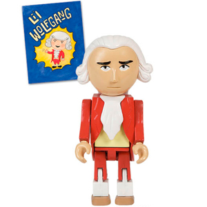 Gag Gifts - Little Mozart Action Figure