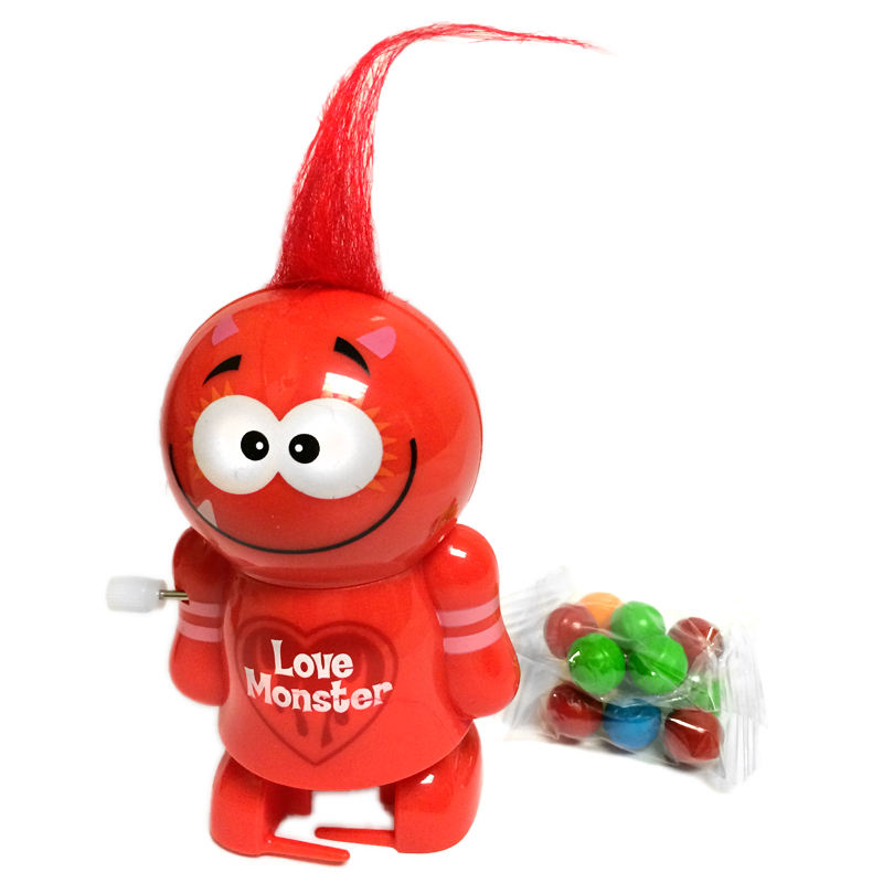 Gag Gifts - Love Monster Pooping Candy