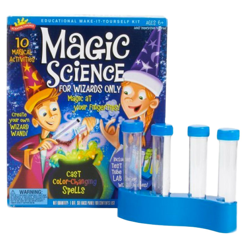Gag Gifts - Magic Science Wizards Kit