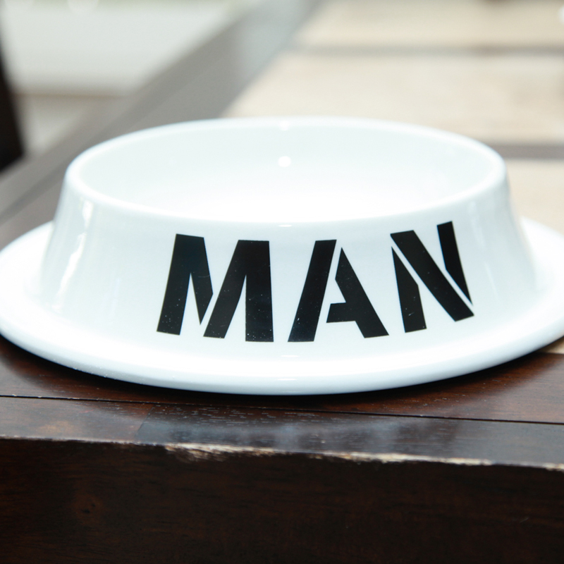 Gag Gifts - Man Bowl