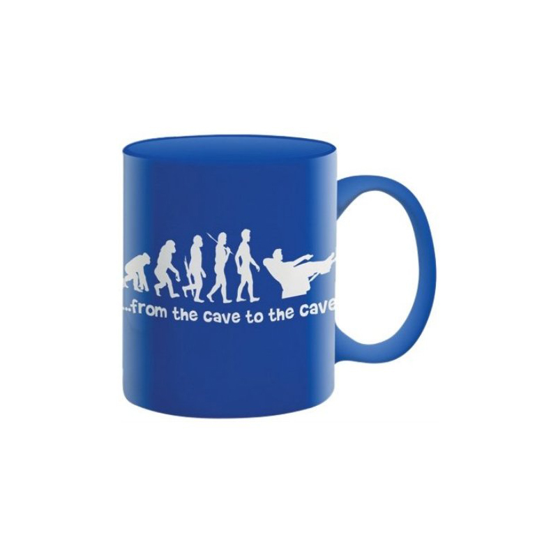 Gag Gifts - Man Cave to Cave Mug