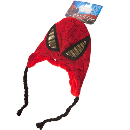 Gag Gifts - Marvel Spiderman Laplander Hat