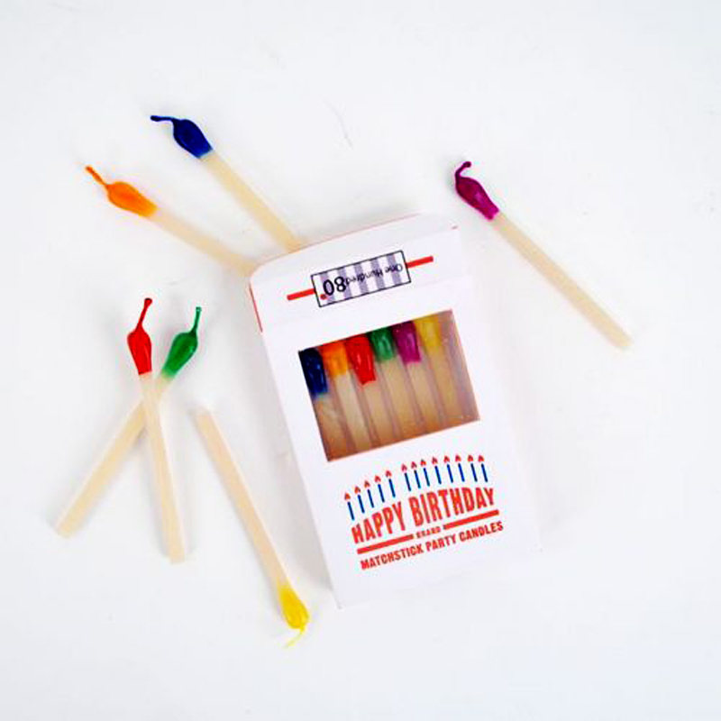 Gag Gifts - Matchstick Candles