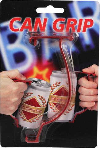 Gag Gifts - Metal Can Grip