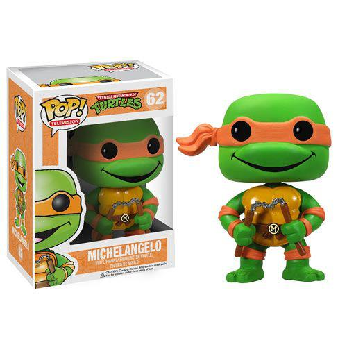 Gag Gifts - Michelangelo POP! Vinyl Figure