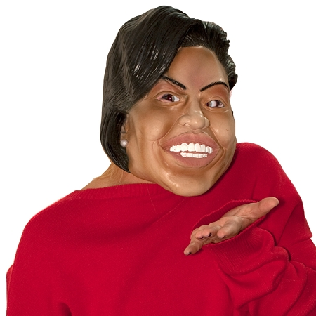 Gag Gifts - Michelle Obama Mask