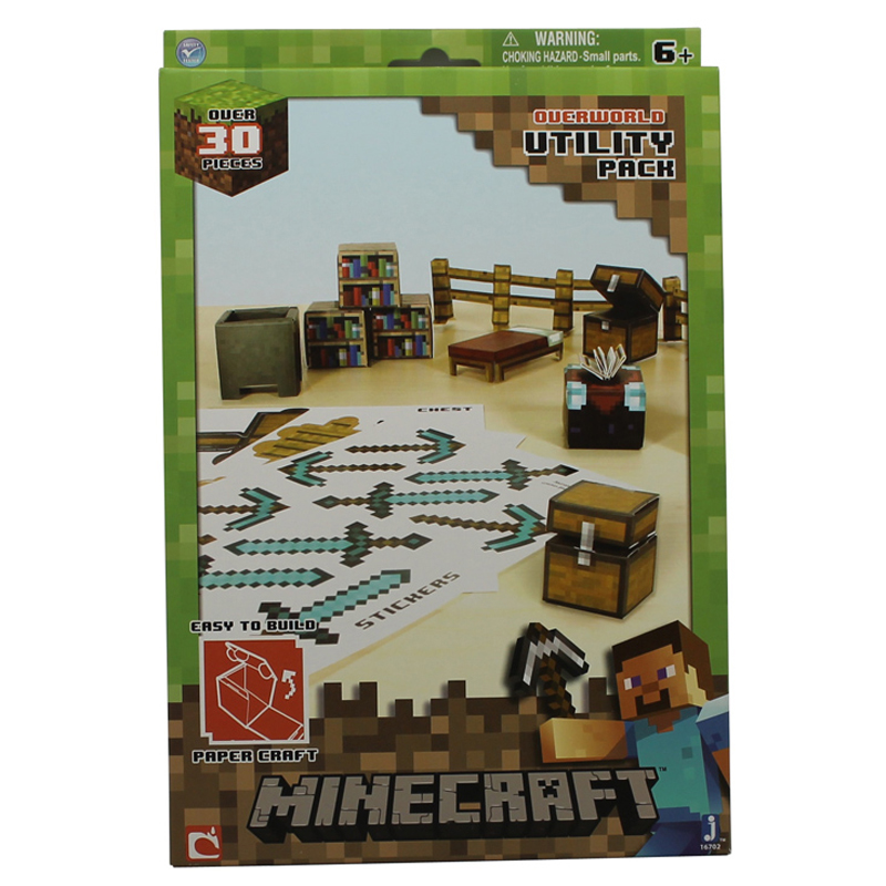 Gag Gifts - Minecraft: Paper Craft, Utility Pack