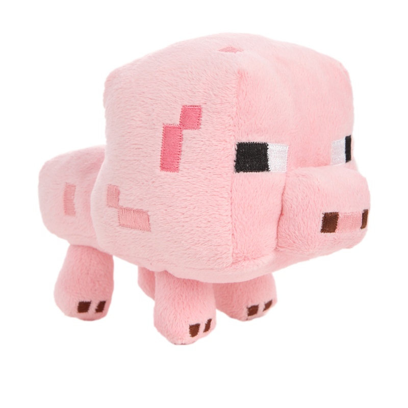 Gag Gifts - Minecraft Plush: Pig