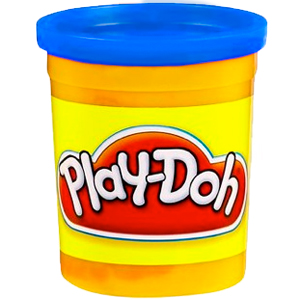Gag Gifts - Mini Can of Play Doh