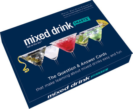 Gag Gifts - Mixed Drink Smarts Game