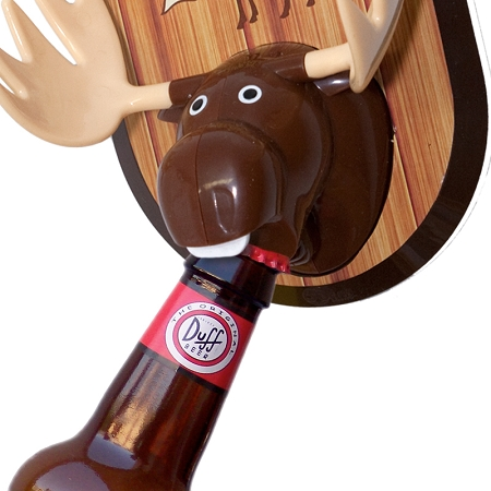 Gag Gifts - Moose Head Bottle Opener