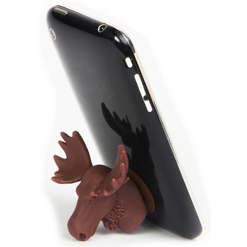 Gag Gifts - Moose Head Phone Stand