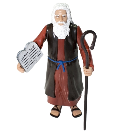 Gag Gifts - Moses Action Figure