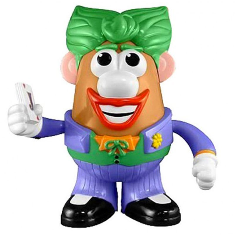 Gag Gifts - Mr. Potato Head: The Joker