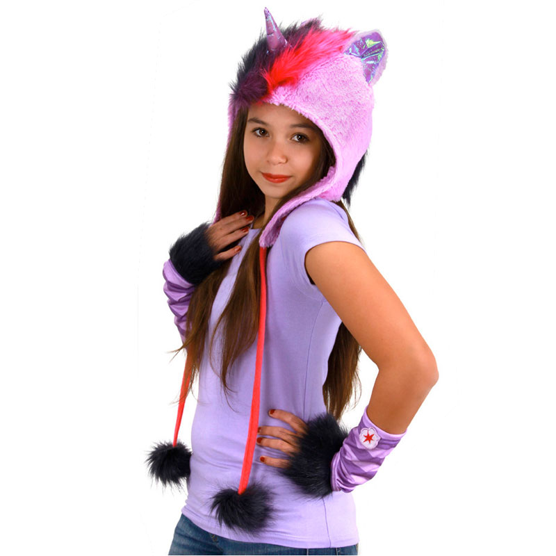 Gag Gifts - My Little Pony: Twilight Sparkle Hoodie