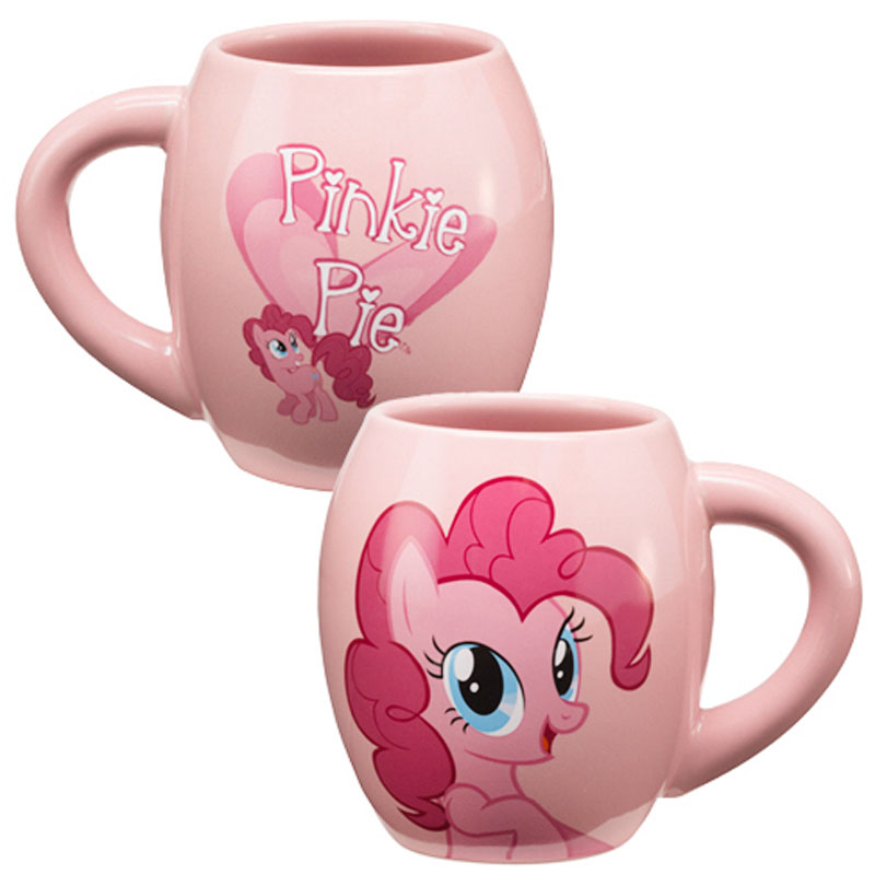Gag Gifts - My Little Pony 18 oz. Ceramic Oval Mug